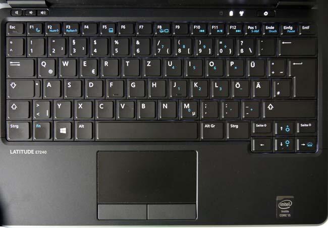 کیبورد لپ تاپ Dell E7240