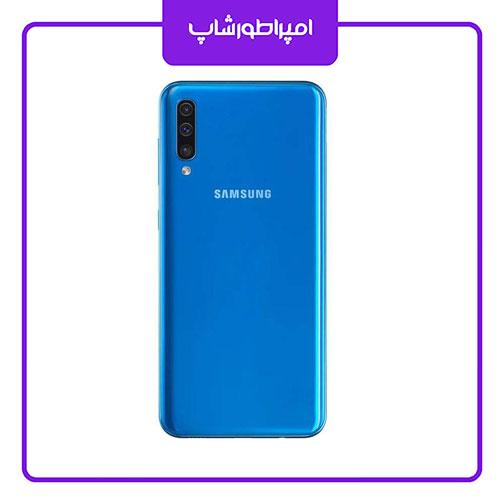 گوشی موبایل سامسونگ مدل Galaxy A50- دو سیم کارت – ظرفیت 128گیگابایت