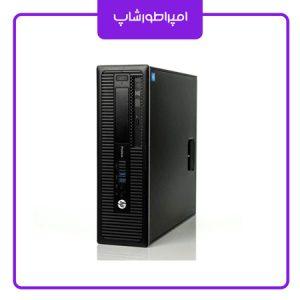 مینی کیس استوک HP 600