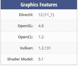 کارت گرافیک AMD Radeon 8550M