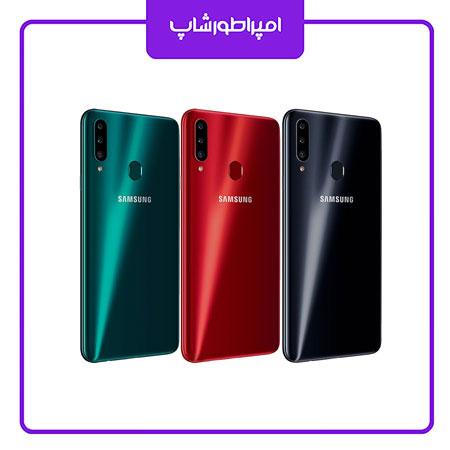 گوشی موبایل سامسونگ مدل Galaxy A20s – ظرفیت 32 گیگابایت