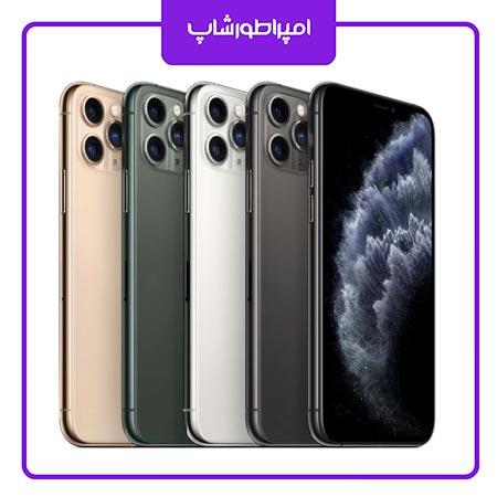 گوشی موبایل اپل مدل iPhone 11 Pro Max – ظرفیت 512 گیگابایتی