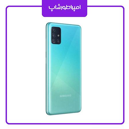 گوشی موبایل سامسونگ مدل Galaxy A51- با ظرفیت 128 گیگابایت