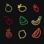 براش میوه