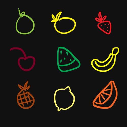 دانلود رایگان براش میوه