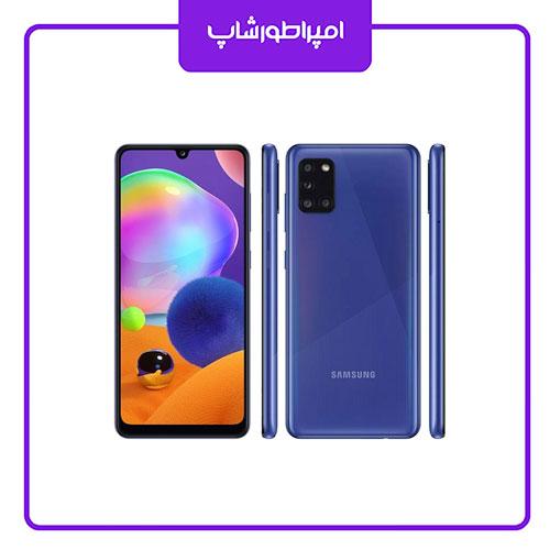 گوشی موبایل سامسونگ Galaxy A31 ظرفیت 128 گیگابایت