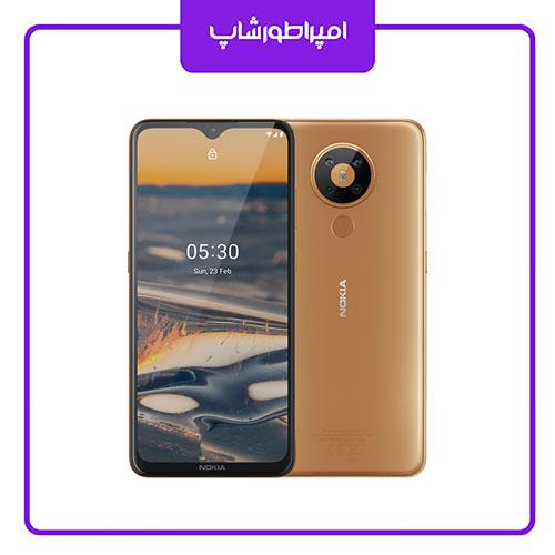 مشخصات گوشی موبایل NOKIA 5.3  با ظرفیت 64 گیگابایت