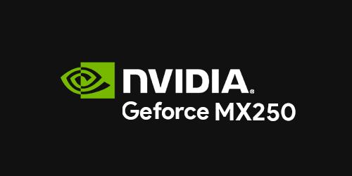کارت گرافیک Nvidia Geforce MX250