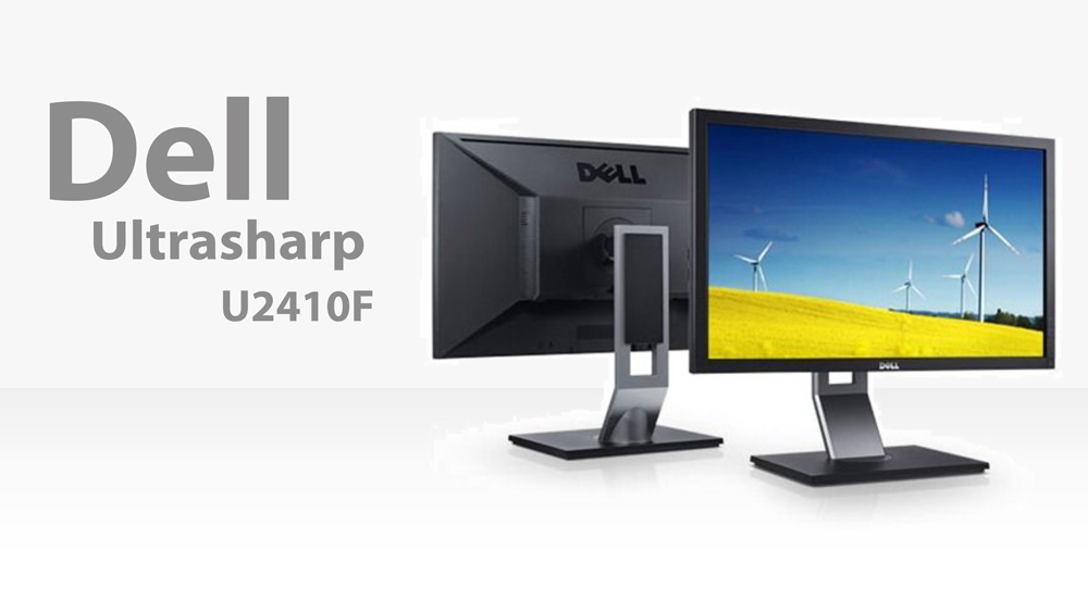 مانیتور Dell ultrasharp u2410f