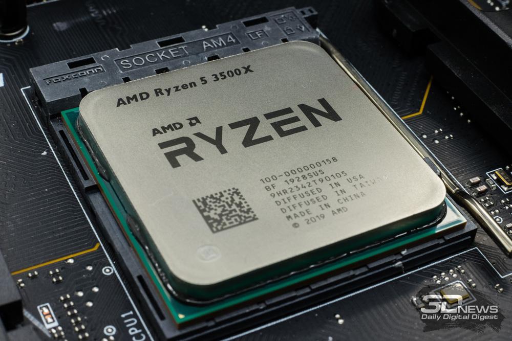 پردازنده Ryzen 5 3500U