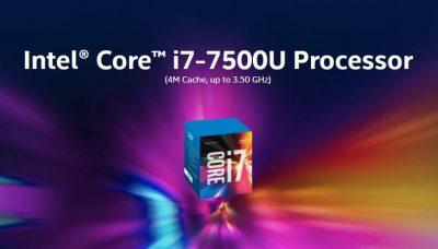 پردازنده intel core i7-7500U