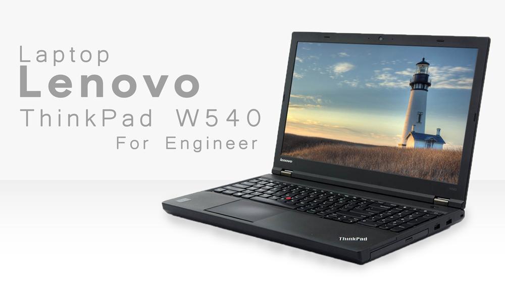 لپ تاپ Lenovo W540