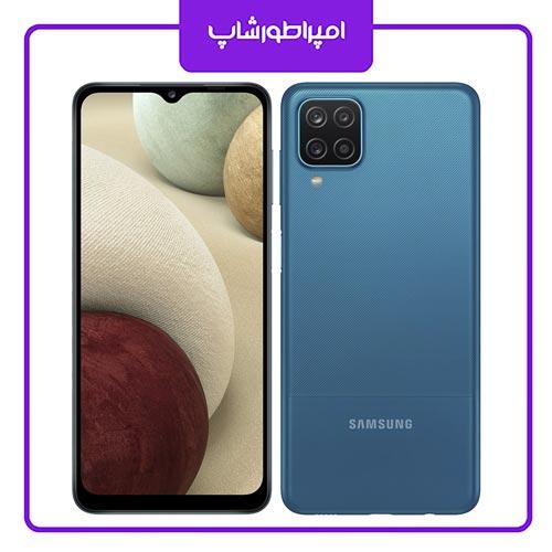 قیمت و مشخصات گوشی موبایل سامسونگ A12 با ظرفیت 64 گیگابایت