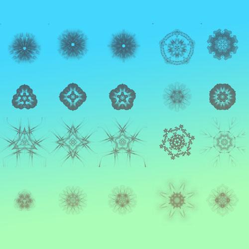 دانلود براش کالیدوسکوپ (رایگان) – Kaleidoscope brush