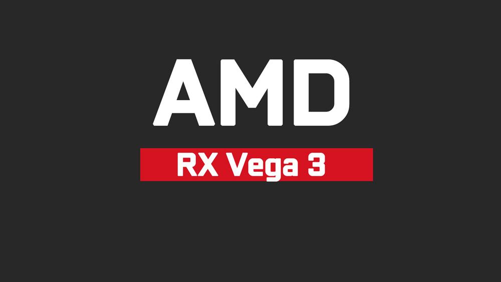 کارت گرافیک AMD RX Vega 3