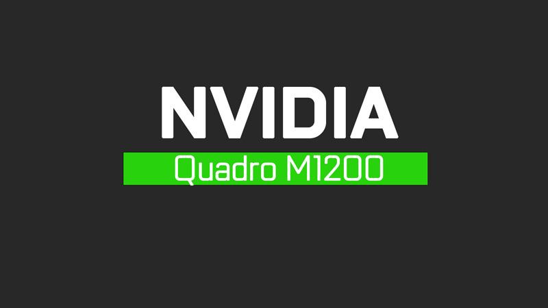 کارت گرافیک Nvidia Quadro M1200